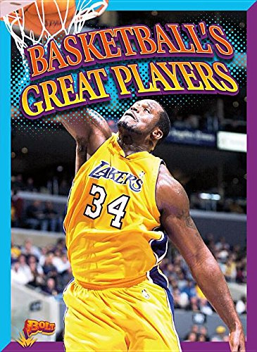 Basketball's Great Players (Rank It!)
