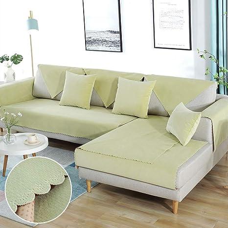 Sensational Amazon Com Waterproof Anti Slip Couch Covers Corner Theyellowbook Wood Chair Design Ideas Theyellowbookinfo