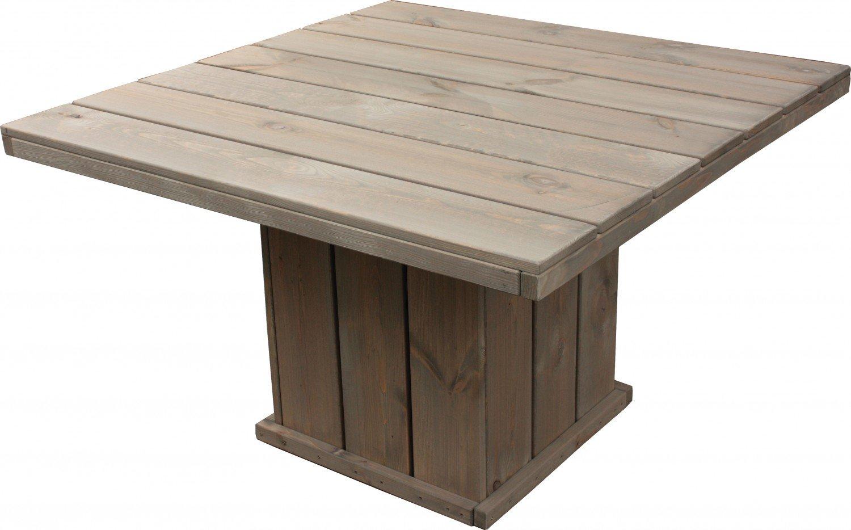 Tisch, 118 x 118 cm, H: 73 cm