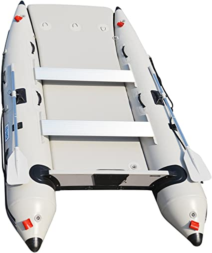Amazon.com: Bris 11 ft catamarán barco inflable inflable ...