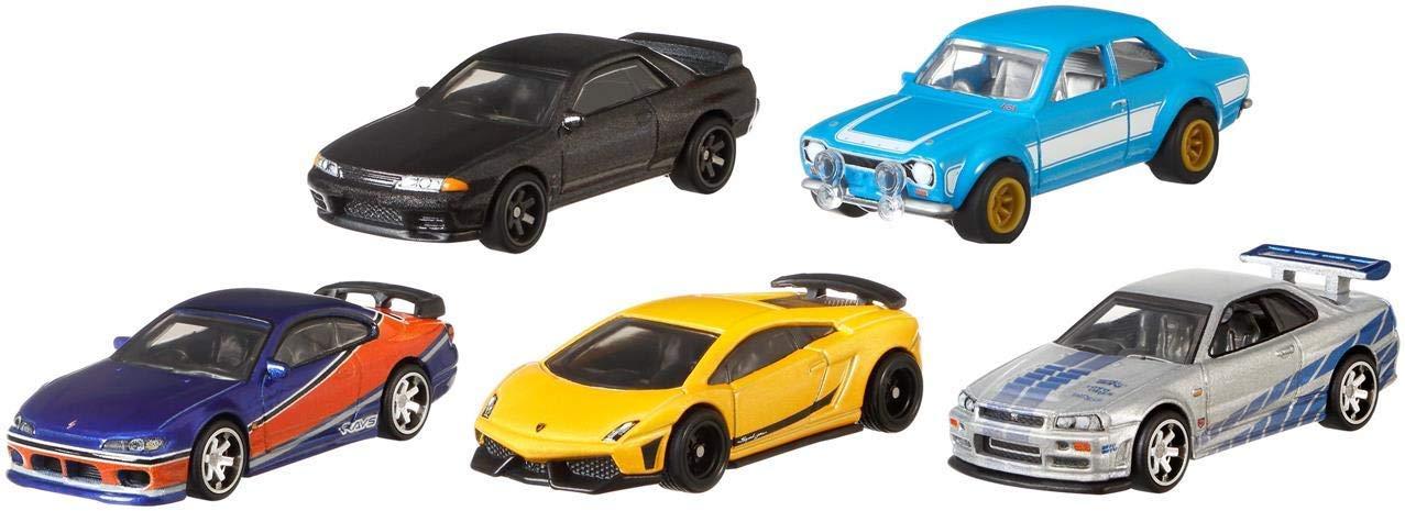 Mattel - Metal Car Hot Wheels Fast & Furious Mod SDOS, Multicoloured (GBW75)