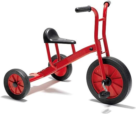 ZQY Bicicleta De Tres Ruedas para Niños Kindergarten Cochecito ...