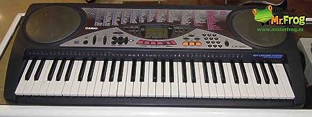 CASIO LK 50: Amazon.es: Instrumentos musicales