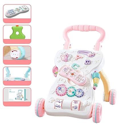CHENYX Andador para bebés antivuelco Ajustable en Velocidad ...