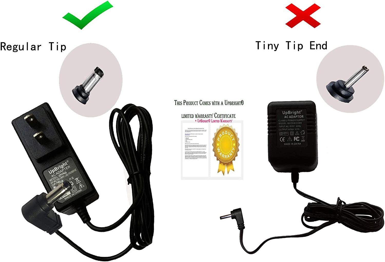 6V AC//DC Adapter For Vtech DS6151 DS6321 DS6322-4 DECT6.0 Cordless Phone Base