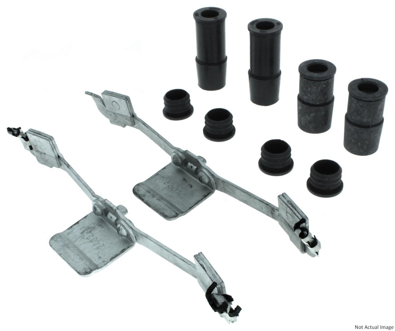 Centric Parts 117.66021 Brake Disc Hardware