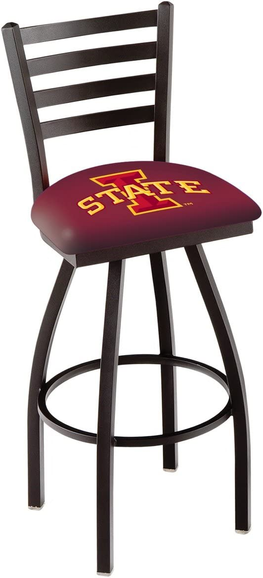 Iowa State Cyclones Swivelバースツールwith Ladder Back  30\