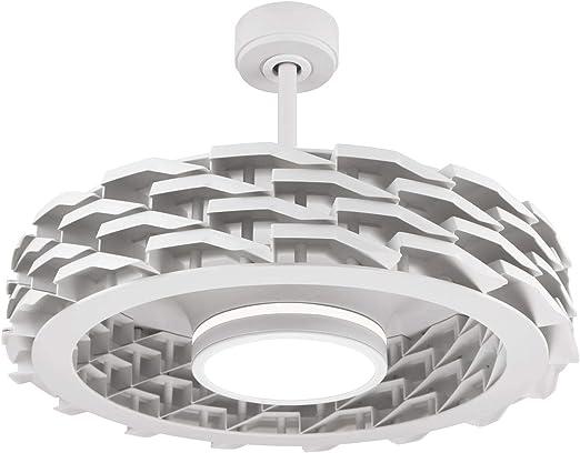 Sulion Ventilador de Techo Rubik - Sin aspas/Motor DC/iFeel/Ultra ...