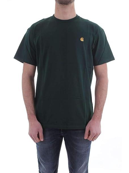 Carhartt I026391 - Camiseta para Hombre Militare XL: Amazon.es ...