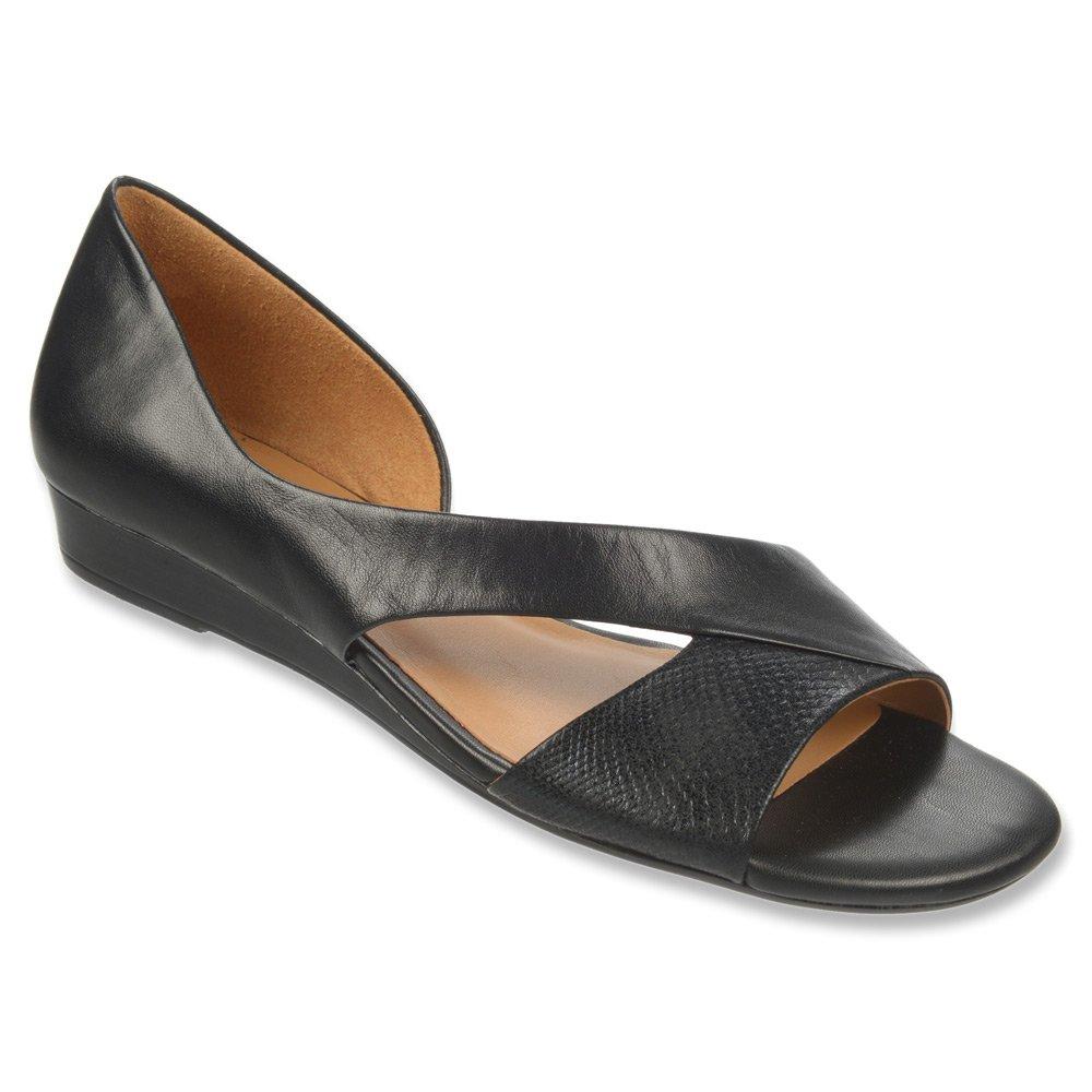 Naturalizer Women's Jazzy Dress Sandal B00L87BRTM 11 4E US|Black Lizard