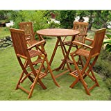 Amazon Com Bar Height And Dining Patio Furniture Sets Patio