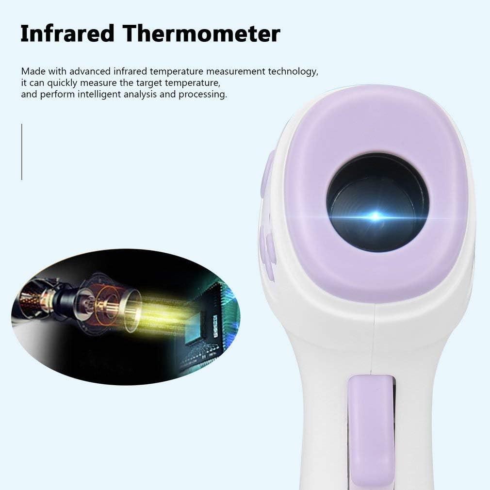 Thermometer f/ür Erwachsene mit sofortiger Anzeige Stirn Infrarot No Touch Digital Medizinisches Baby Thermometer f/ür Fieber