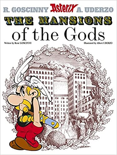 Book The Mansions of The Gods: Album 17 (Asterix)