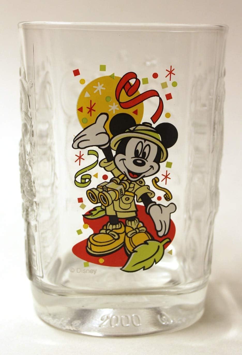 Disney's Animal Kingdom, 2000 McDonald's Commerative Glass