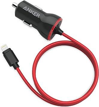 Anker Powerdrive 12w Auto Ladegerät Mit Lightning Elektronik