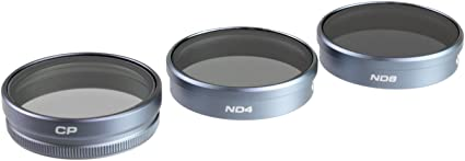 Polarpro Dji Phantom 4 Filter 3 Pack Kamera