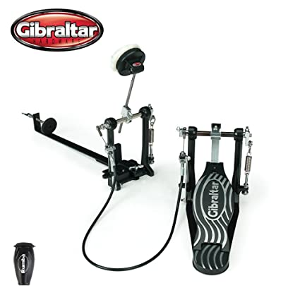 Amazon.com: Gibraltar JF-GCP Gibraltar Cajon Pedal with Rumba Shaker: Musical Instruments