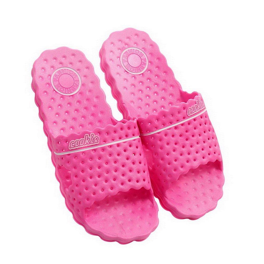 LISIMKE Womens Bath slippers Fashion slippers Beach slippers Hotel Slipper shoes-38