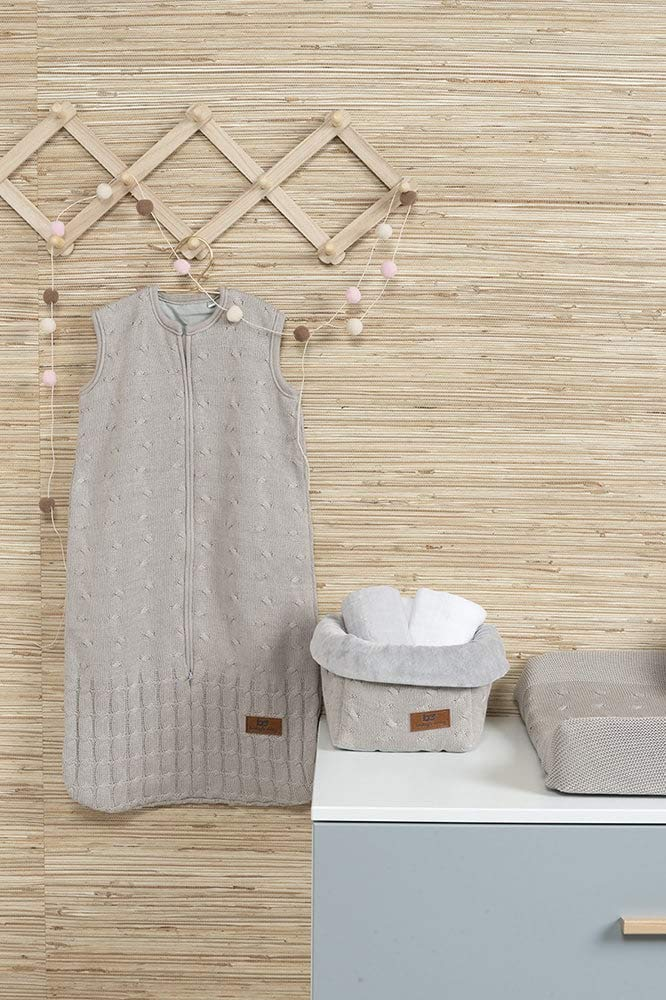 BO Babys Only Korb Cable 50/% Baumwolle//50/% Polyacryl Beige