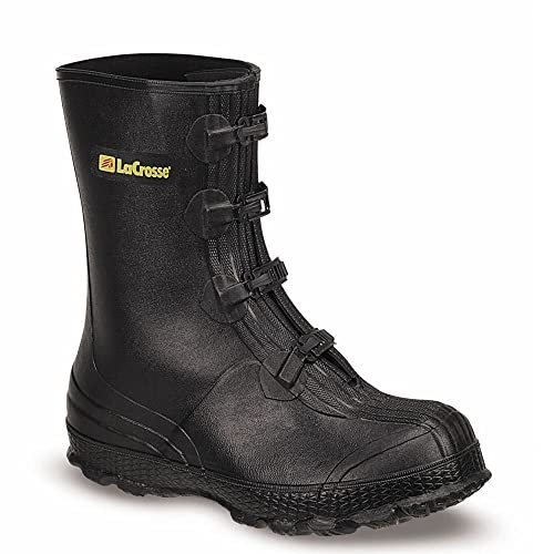 a8ae6342305 Lacrosse Men's Z-Series Overshoes Rubber Boot Round Toe