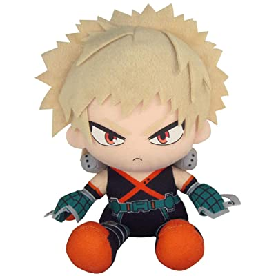 "Great Eastern Entertainment My Hero Academia- Bakugo 02 Plush 7"": Toys & Games"