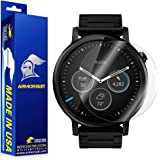 ArmorSuit MilitaryShield - Motorola Moto 360 46mm 2nd Generation 2015 Screen Protector [Full Coverage][2 Pack] Anti-Bubble Ultra HD Shield w/ Lifetime Replacements