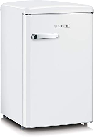 SEVERIN RKS 8835, Mini-Frigorífico Retro, 106 L, Blanco: Amazon.es ...
