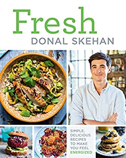 Book Cover: Fresh: Simple, Delicious Recipes to Make You Feel Energized!