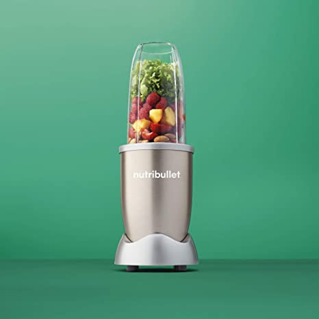 NutriBullet by Magic Bullet - Sistema mezclador/batidora de alta ...