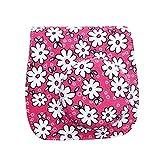 Camera Case Bag - WuyiMC New Design Casual Leather Camera Case Bag For Fuji Fujifilm Instax Mini 8 Mini8s - Hot Pink