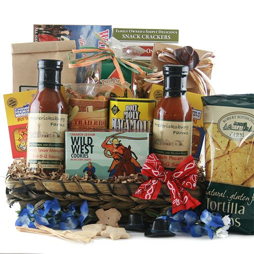 Dont Mess With Texas - Texas Gift Basket