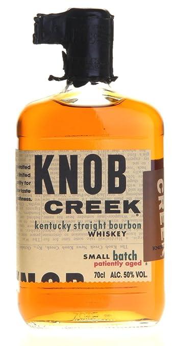 5 opinioni per Knob Creek Bourbon Whiskey 70 Cl