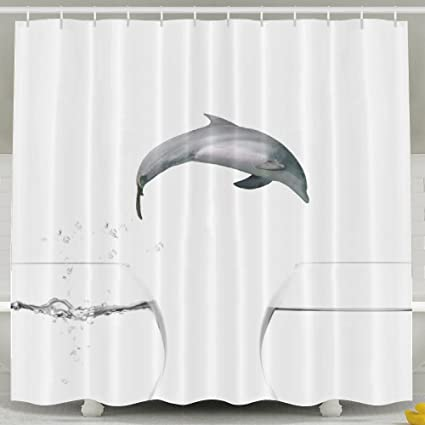 Amazon Com Jiumengmao Funny Aquarium Fish Jump Water Shower