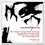 ECHO-LIT Literary Technique: Onomatopoeia English Literature Poster featuring a quote from The Jabberwocky by Lewis Carroll. Eco-friendly, Laminated Educational Art Print