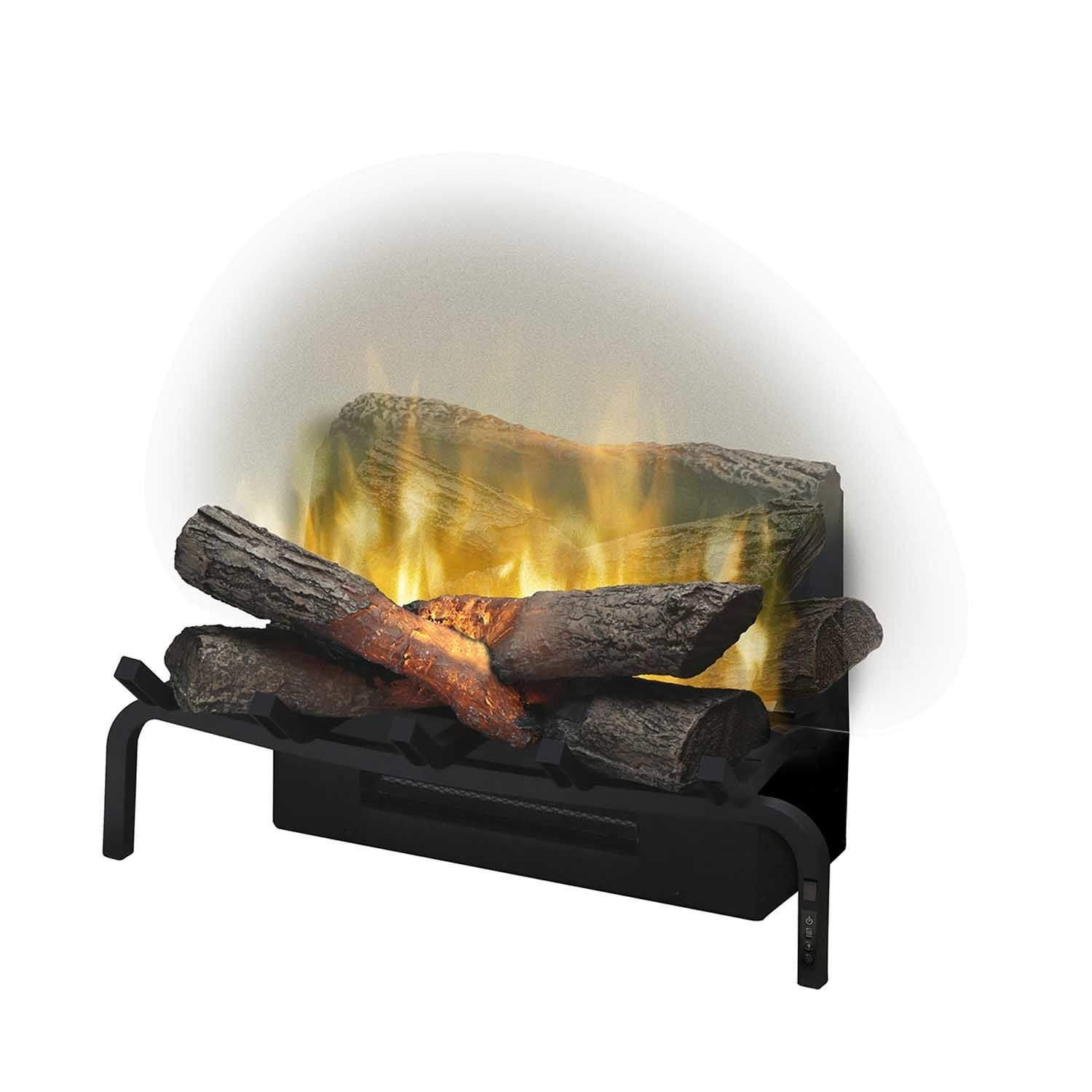 amazon com dimplex revillusion 20 inch electric fireplace log set