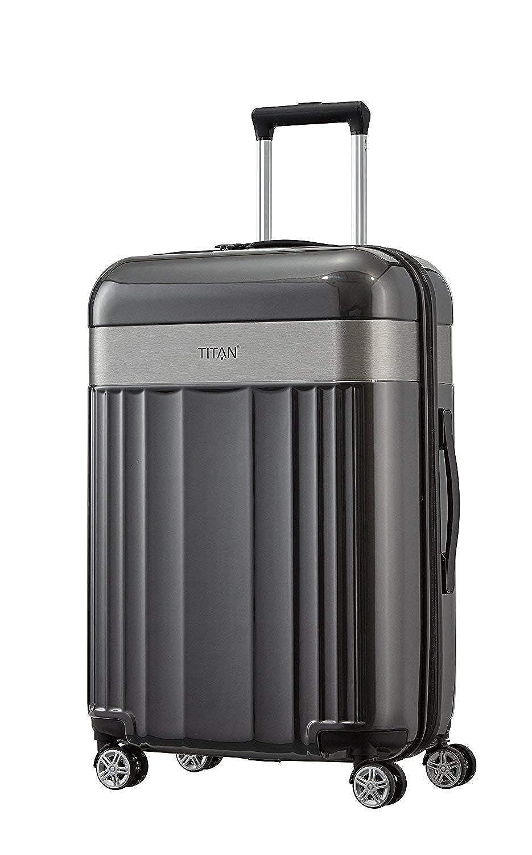 Juceal SuitcaseグレーGrau m B07R4J5CTD
