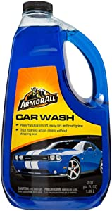 Armor All 25464 64 Ounce Car Wash Liquid Concentrate