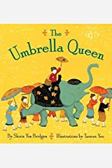 The Umbrella Queen Library Binding