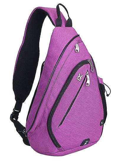 Pioneeryao 19'' Sling Bag Backpack Crossbody Bag Shoulder Bag