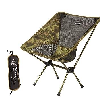 Silla de Camping Plegable Silla Moon Leisure ideal para ...