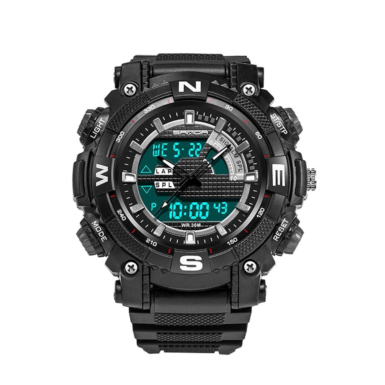 ユース防水光Watches /スポーツメンズwatch-a B06XJ6MFN2