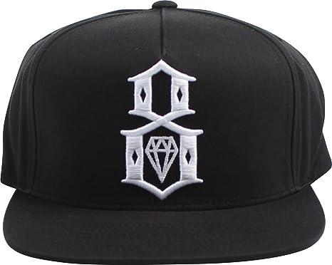 2415aaf52f41c Rebel 8 - Mens Logo Script Snapback hat
