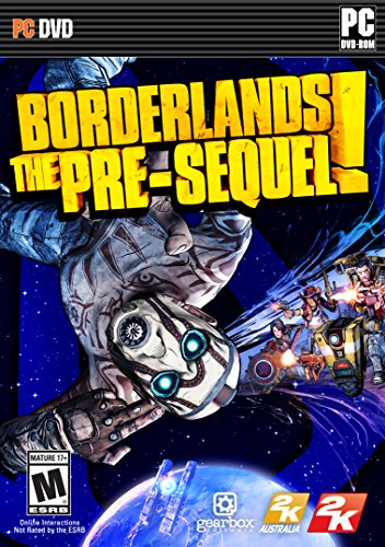 61LW4LtWC1L - Borderlands: The Pre-Sequel