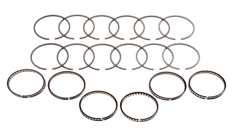 Hastings 4416 6-Cylinder Piston Ring Set