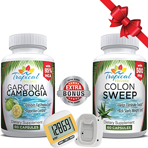 Garcinia Cambogia Cleanse Pedometer Effective product image
