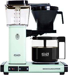 Technivorm Moccamaster 53951 KBG Coffee Brewer, 40 oz, Pistachio Green