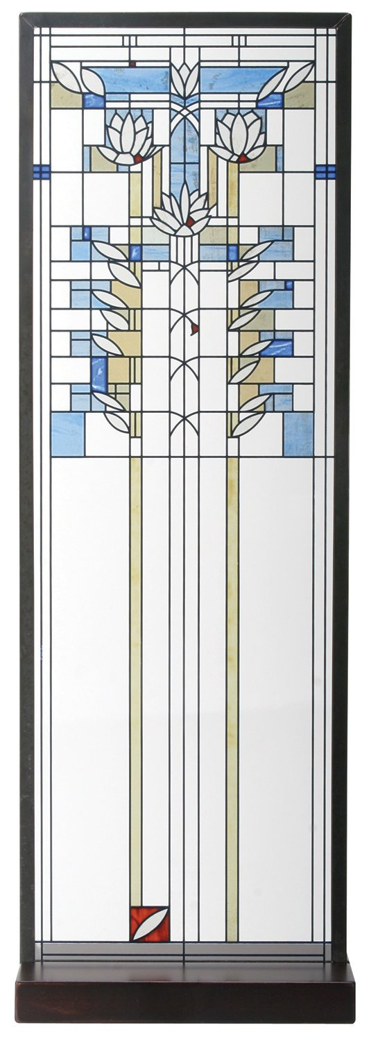 Frank Lloyd Wright Waterlilies Stained Glass YTC Summit COMINHKPR49328