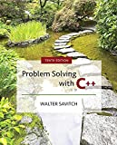 img - for Problem Solving with C++ (10th Edition) book / textbook / text book