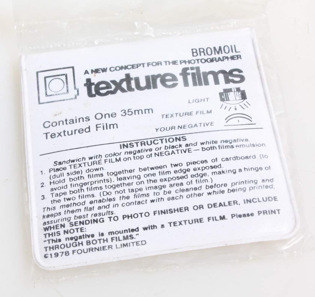 DARKROOM Enlarger TEXTURE FILM BROMOIL, 35MM, New