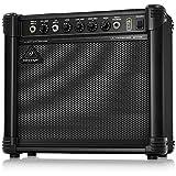 """Ultra-Compact 15-Watt Bass Amplifier with VTC-Technology, 8"""" Speaker"""
